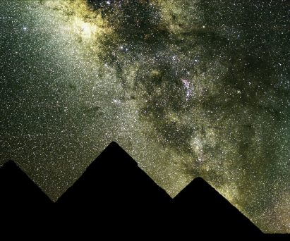 Scientists uncover how the pyramids were made